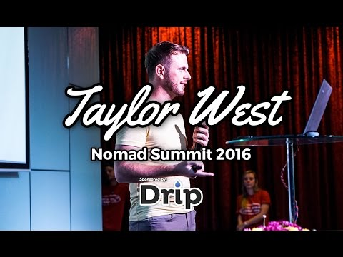 Taylor West - Personal Branding: 2016 Nomad Summit