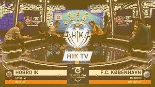eSuperliga highlights: Hobro IK 1 - 6 FC København (04-12-18)