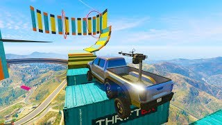 WALLRIDE SUPER IMPOSIBLE! - CARRERA GTA V ONLINE - GTA 5 ONLINE