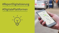 Report Digitalisierung: Digitale Plattformen