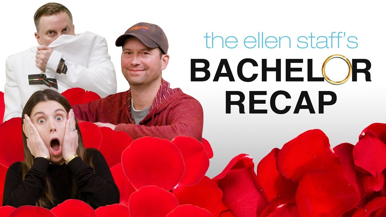The Ellen Staff's 'Bachelor' Recap: Five Women Down, Seven Women Remaining!
