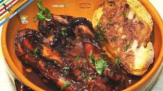 248 - Polpo briao...anche i gatti fanno miaooo! (secondo piatto a base di pesce gustoso e facile)