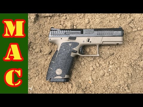 Torture Test of the CZ P10C 9mm