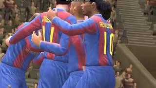 FIFA 08 PC DEMO GAMEPLAY