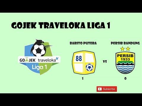 GILA GOLNYA BARITO PUTERA VS PERSIB BANDUNG ( 1 - 0 ) GOJEK TRAVELOKA LIGA 1 | GOL & HIGHLIGHT | HD
