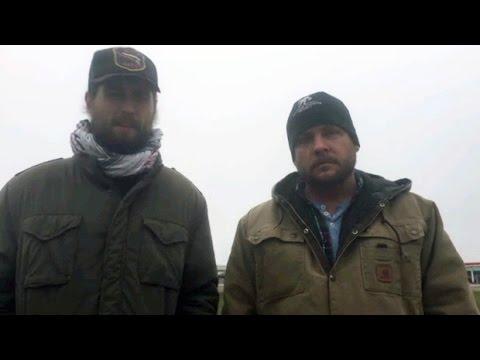 Veterans standing up for Standing Rock
