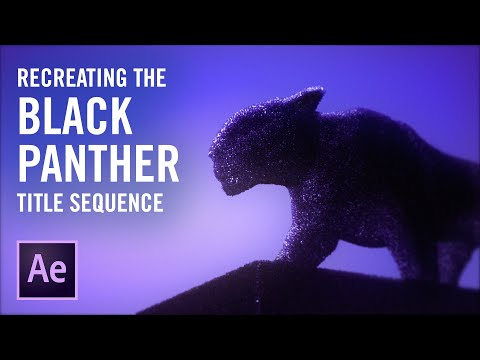 Cheap Tricks   Wakanda Form-Ever (Black Panther End Titles Tutorial)