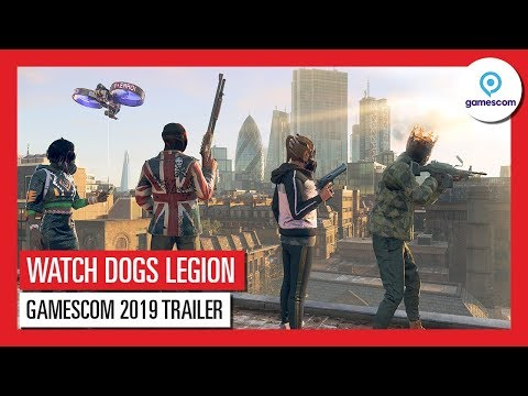 Watch Dogs Legion Will Be Next Gen Launch Title Claims Source Metro News