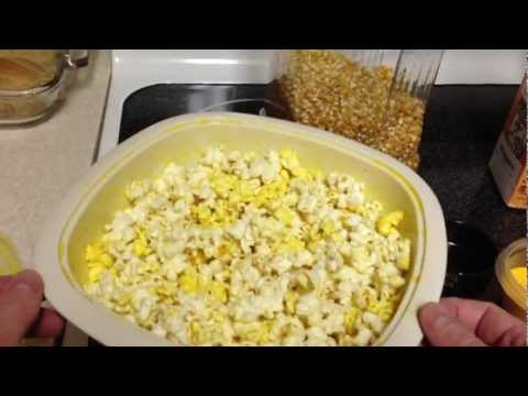Movie Theater Popcorn In Your Microwave