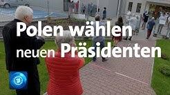 Polen wählen neuen Präsidenten