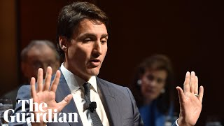 Justin Trudeau on groping claims: \'I\'m confident I did not act inappropriately\'