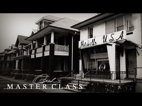 Motown: How It All Began | Oprah's Master Class | Oprah Winfrey Network