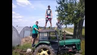 Zapaleni Rolnicy- Pług podnoszę w górę!!!