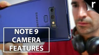 Galaxy Note 9 Camera Tips | Best Features Explored