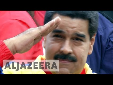 Venezuela opposition seeks to place Maduro on trial