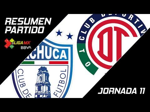 Resumen | Pachuca 4 - 0 Toluca | eLiga MX - Clausura 2020 - Jornada 11 | LIGA BBVA MX