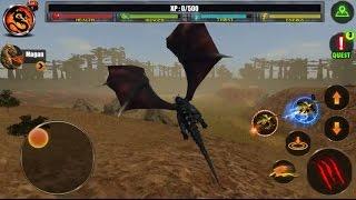 Real Dragon Simulator 3D - Android gameplay