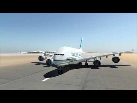 Kuwait Airport مطار الكويت الجديد
