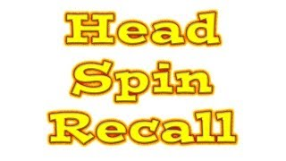 Head Spin Recall: Dog Training 'come When Called' Game