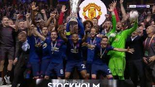 Tin Thể Thao 24h Hôm Nay (19h45- 25/5): Man Utd Giành Cúp Europa League, Mourinho Chém Gió Tưng Bừng