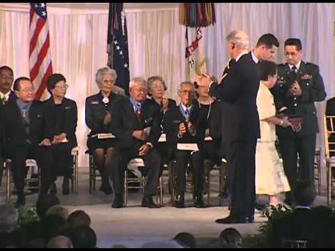 Asian-American Congressional Medal of Honor Ceremony