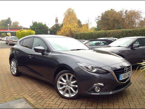 Mazda3 2.0 SKYACTIV-G Sport Navfor Sale at CMC-Cars, Near Brighton, Sussex