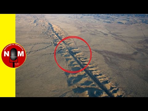 WHY THE FAILURE OF SAN ANDRES T | News at the Moment The San Andreas Fault