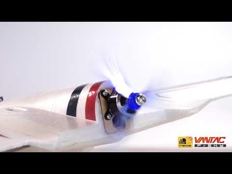 FrSky VANTAC High Speed AR+ Wing Quick Promo