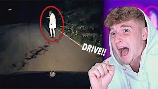 CREEPIEST Things SPOTTED On DASHCAM.. (TERRIFYING)