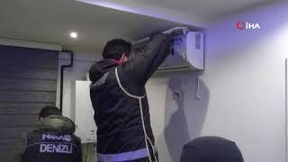 Denizli de Narkotik Operasyonu Biri Polis 12 Kişi Tutuklandı