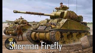 Sherman VC Firefly - Historycznie 164(G)