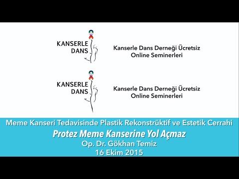 Protez, Meme Kanserine Yol Açmaz - Op. Dr. Gökhan Temiz