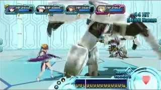 PS3 JPN Ar Tonelico 3 Part 246 Boss Battle Rikka