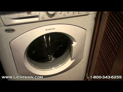 Splendide Stacked Washer & Dryer | Lichtsinn Motors
