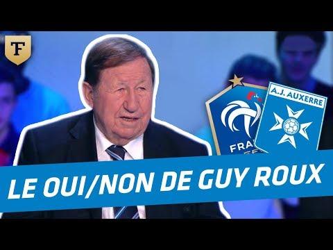 Le Oui/Non avec Guy Roux (AJ Auxerre)