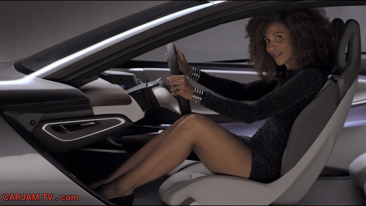 photo of Lovelyn Enebechi Tesla - car