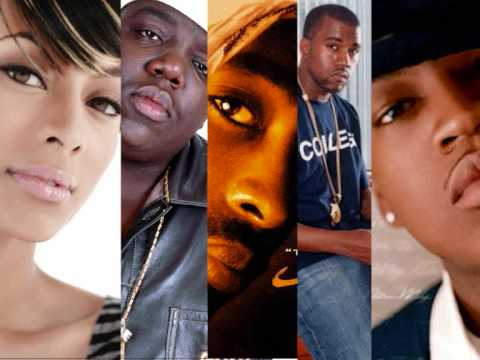 Keri Hilson feat. Kanye West & Ne-yo & Notorious Big & 2pac - Knock You Down (remix)