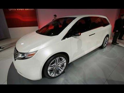 Honda Odyssey Concept 2010 Chicago Auto Show Car And Driver