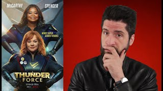 Thunder Force - Movie Review