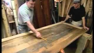 Staples Cabinet Makers - Old Workbench to Beautiful Table