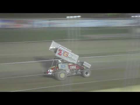 Brian Smith at Fremont Speedway 7-7-2018