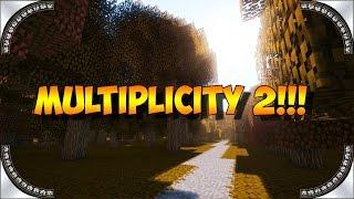 Прохождение Карты - Multiplicity 2 (Minecraft)