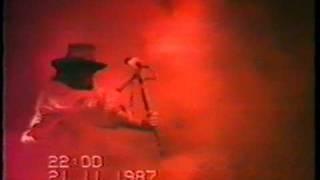 08. Vet For The Insane - Fields Of The Nephilim Live @ Astoria London 21 Nov 1987