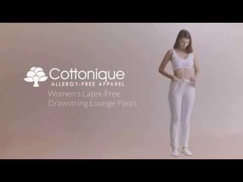 0128e699f909 Cottonique Women's Drawing Lounge Pants - YouTube