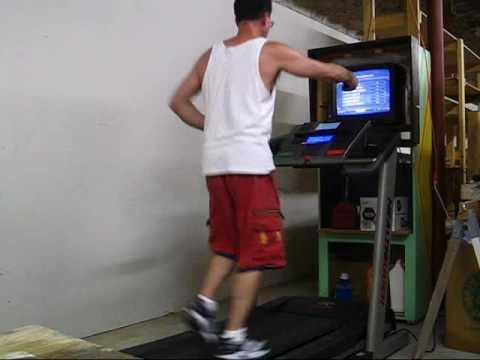 Healthrider h55t treadmill on popscreen.