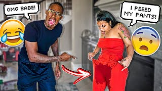 I PEED MY PANTS IN FRONT OF MY HUSBAND *SO EMBARRASSED*