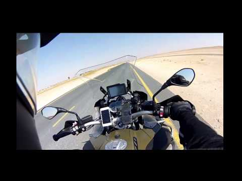 Abu dhabi Ride With BMW R1200GS Adventure