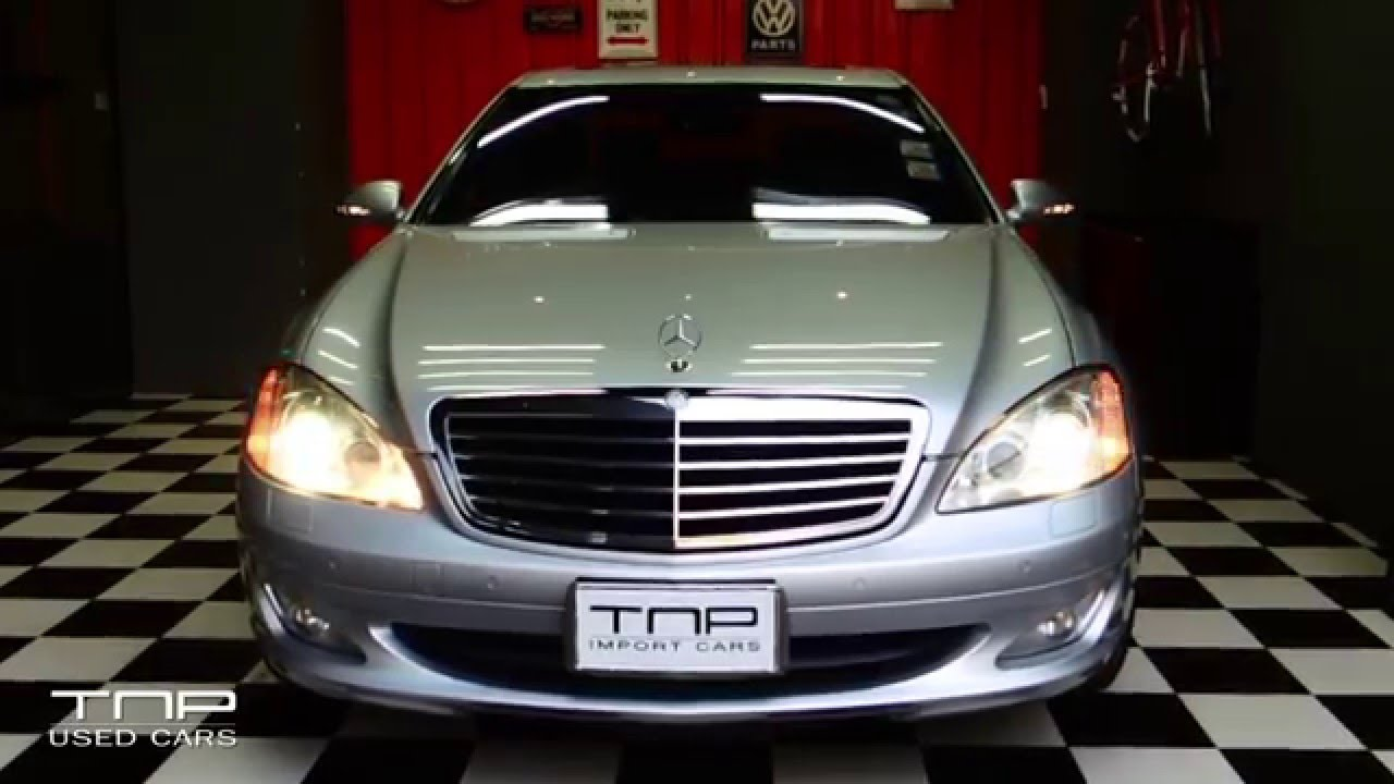 Mercedes Benz S300 L By Tnp Used Cars Youtube