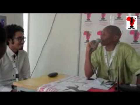 MASA 2014: Mehdi Nassouli à coeur ouvert à Radio Afrika
