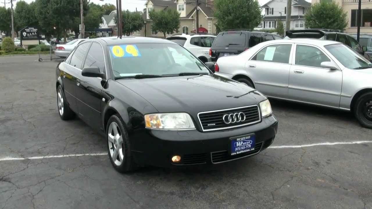 2004 Audi A6 2 7t Quattro C5 6 Speed Sedan Youtube